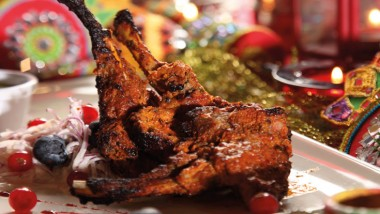 Delhi Christmas at Dabbawal