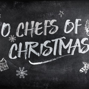 10 Chefs of Christmas