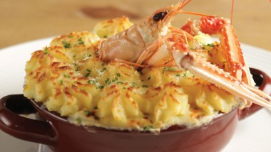 North Shields Fish Pie