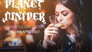 Win two tickets to Newcastle Gin Festival