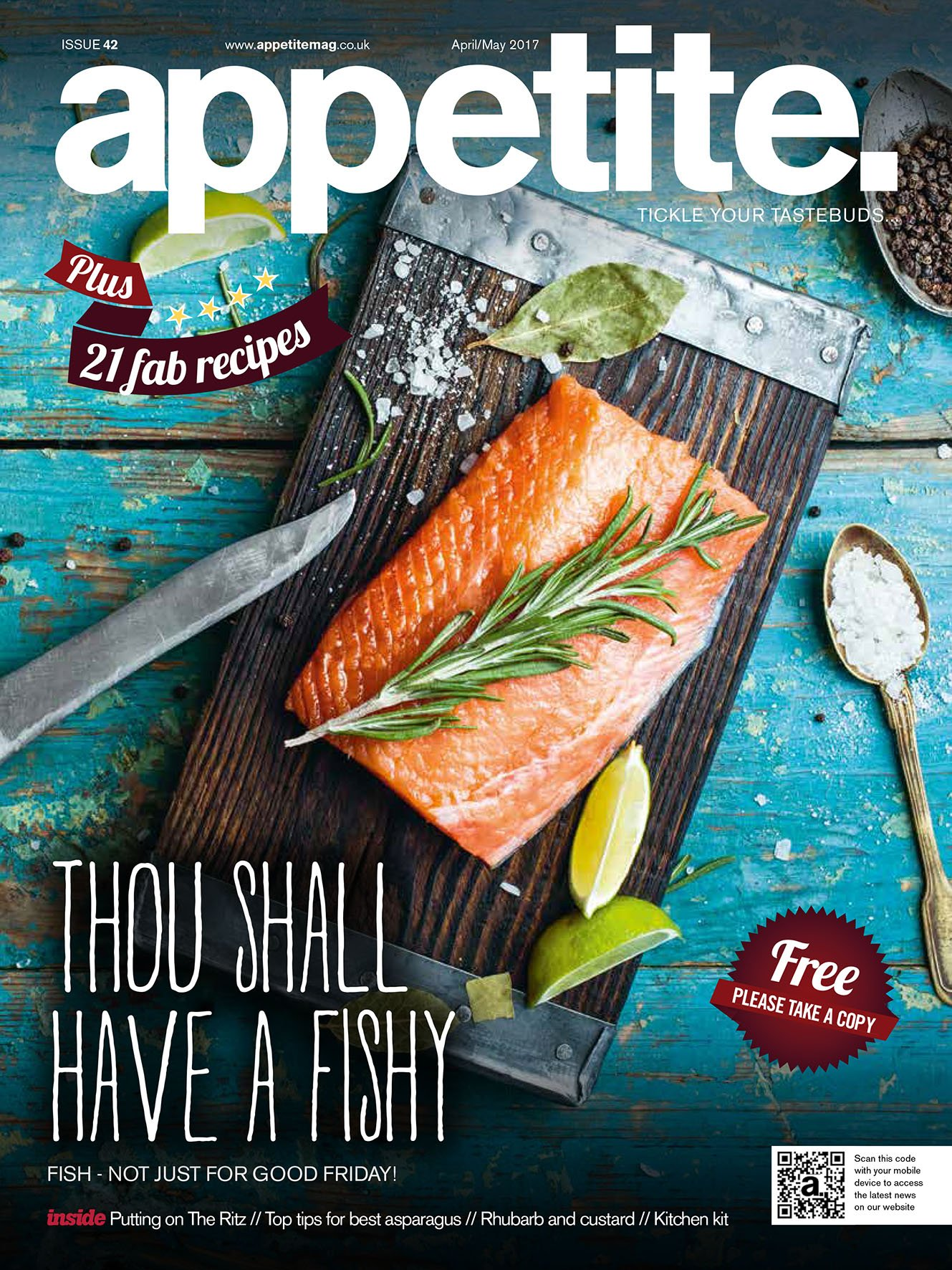 Appetite42- April/May 2017