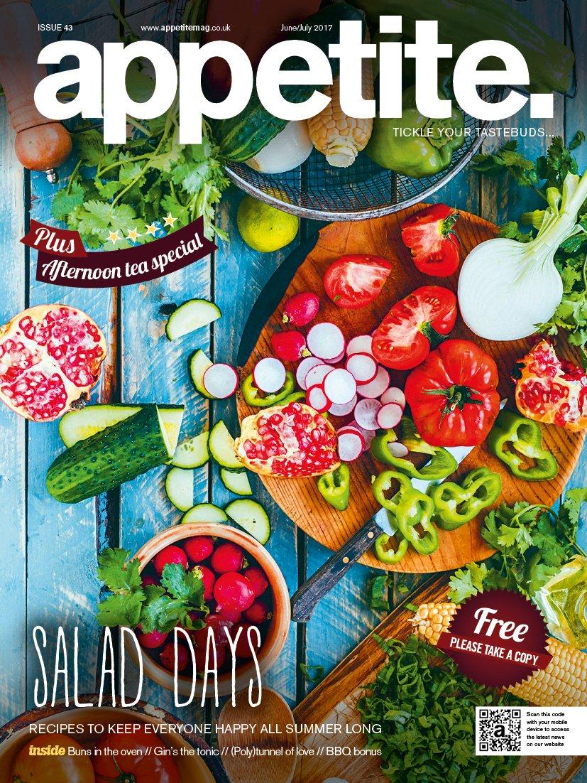 Appetite43- June/July 2017
