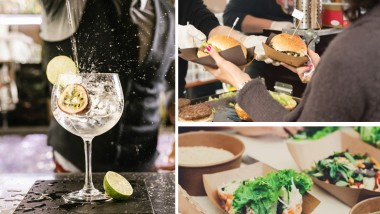 Eat, drink…be merry!