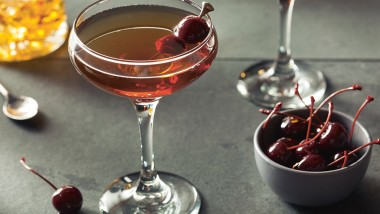 Manhattan cherries