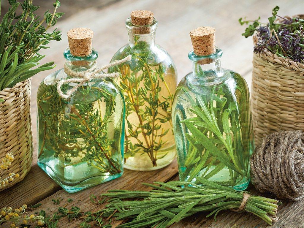 Herb Infused Oils Appetite Magazine