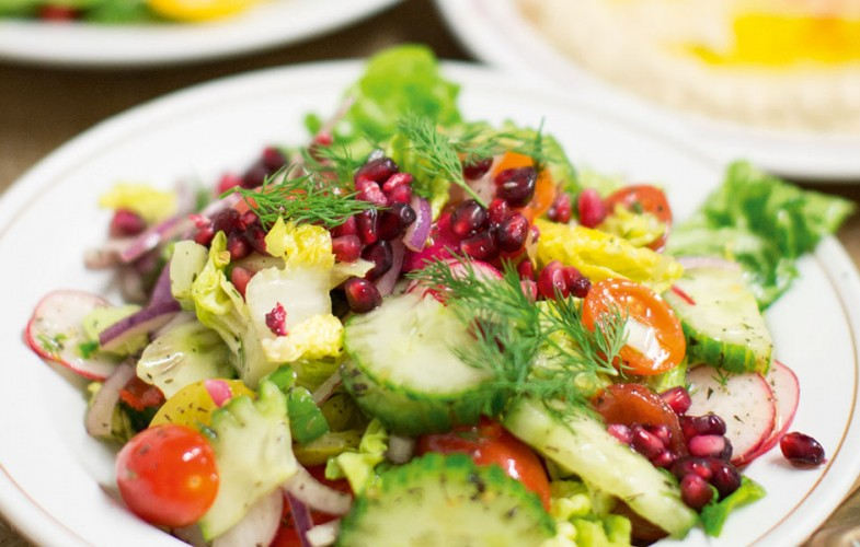 Restaurant review: A-mezze-ing start to the summer