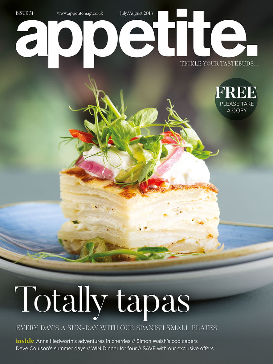 Appetite51 - July/Aug 2018