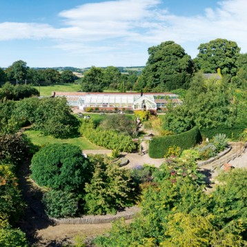 Lunch review: Bradley Gardens