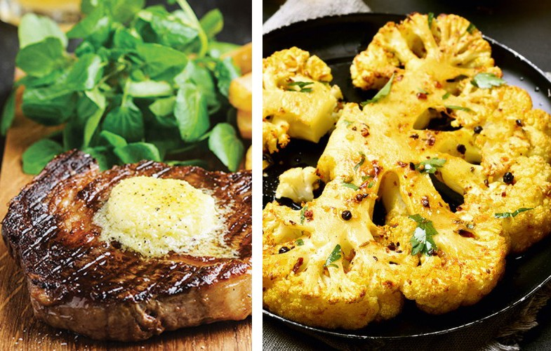 Food Fight: Everything at steak