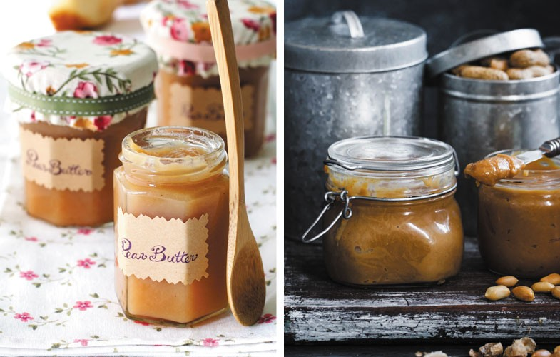 Food Fight: Pear Butter vs Almond Butter