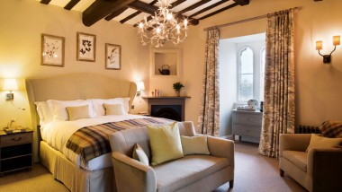 Win lunch for two at The Lord Crewe Arms