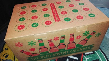 Win an advent calendar full of local beer