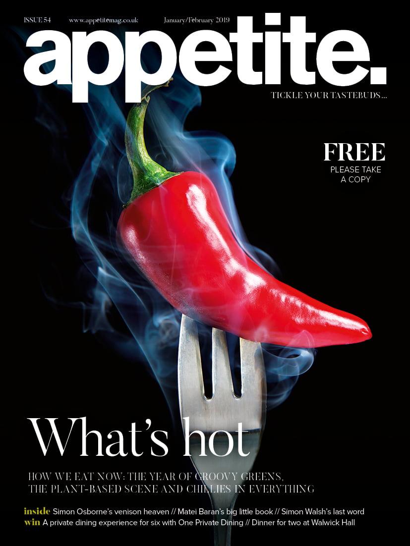 Appetite54 - January/February 2019