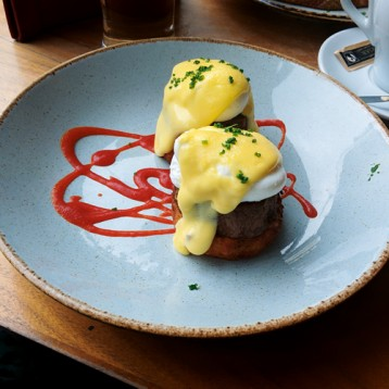 Brunch review: Tyneside Bar Café