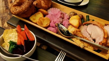 Sunday lunch review: Vallum Tipi
