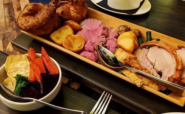 Sunday lunch review: Vallum Tipi