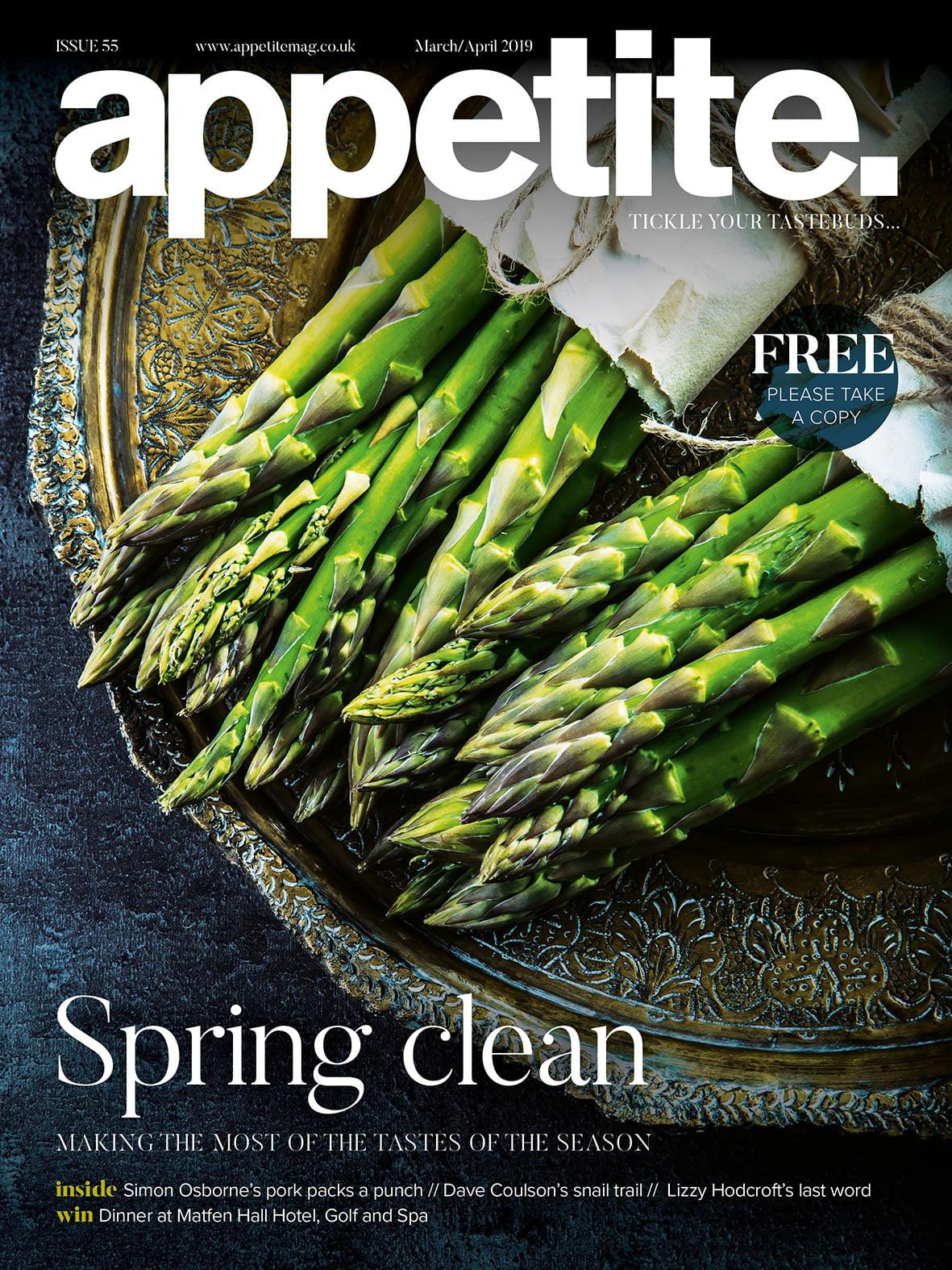 Appetite55 - March/April 2019