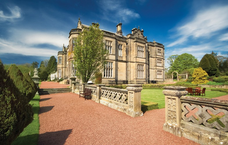 Win dinner for two at Matfen Hall Hotel, Golf & Spa