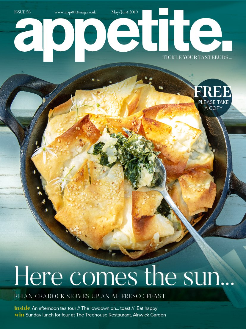 Appetite56 - May/June 2019