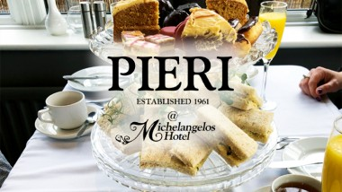 Win afternoon tea for two at Pieri