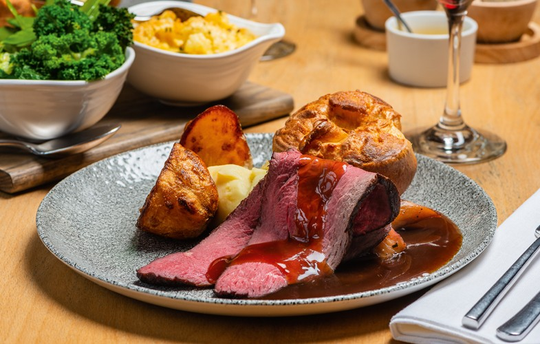 Win Sunday lunch for four at The Treehouse Restaurant at the Alnwick Garden