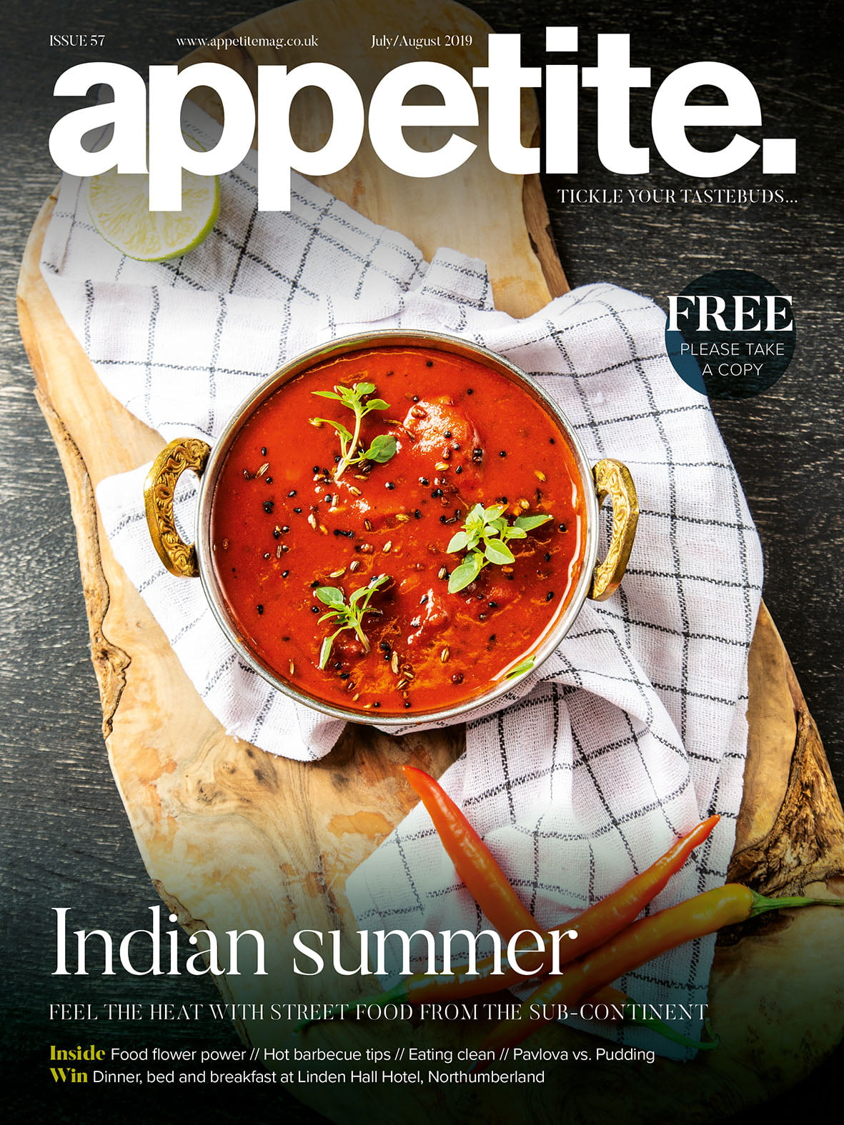 Appetite57 - July/Aug 2019