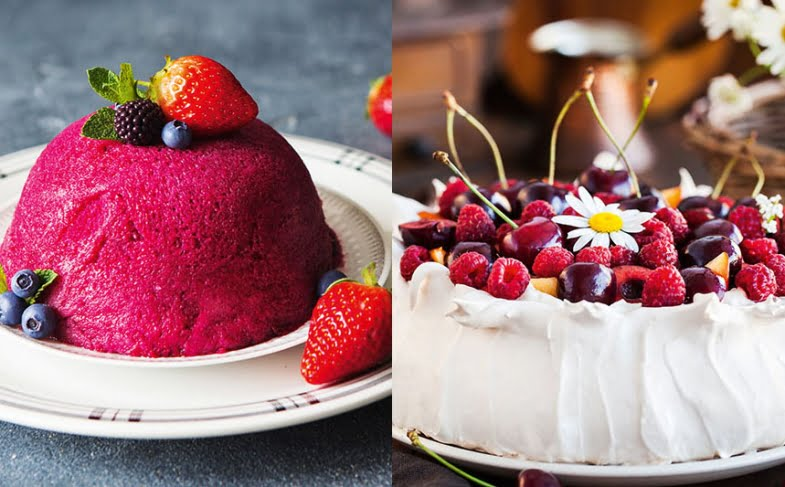 Food Fight: Pudding vs Pavlova
