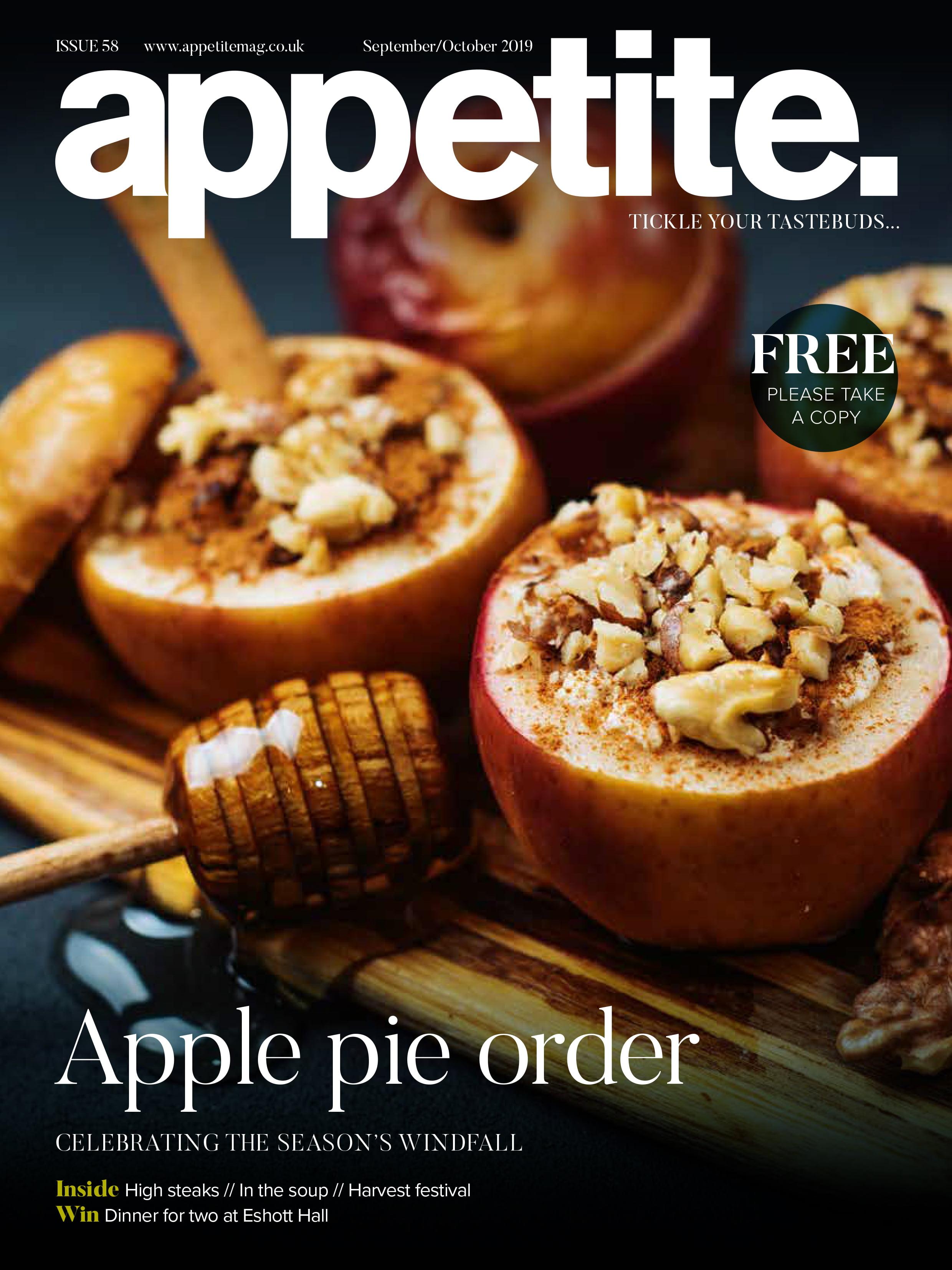 Appetite58 - September/October 2019