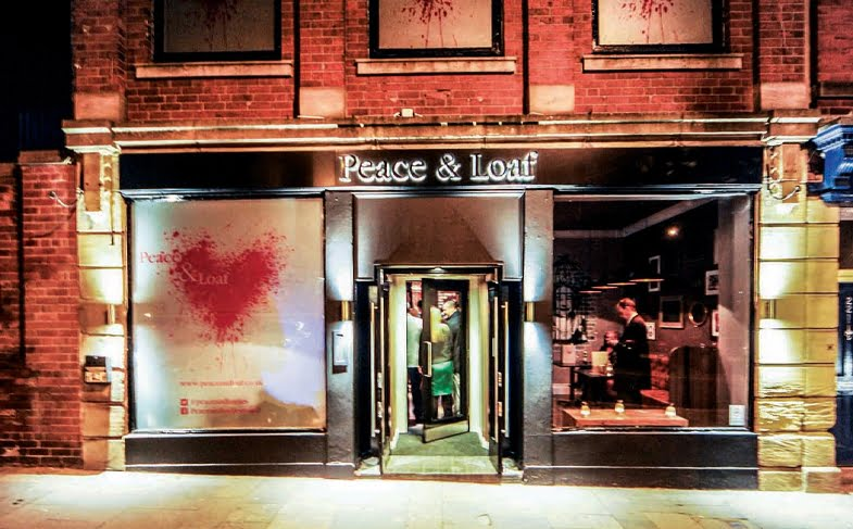 New look Peace & Loaf