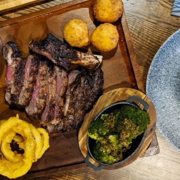 Dinner review: Tomahawk Steakhouse, Ponteland