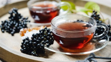 What do I do with… Elderberries