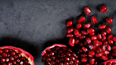 What do I do with… Pomegranate seeds