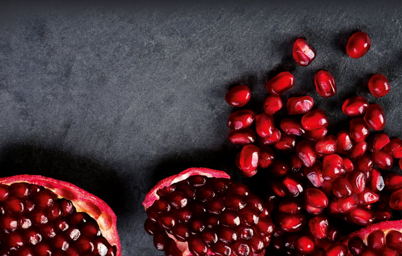 What do I do with… Pomegranate seeds