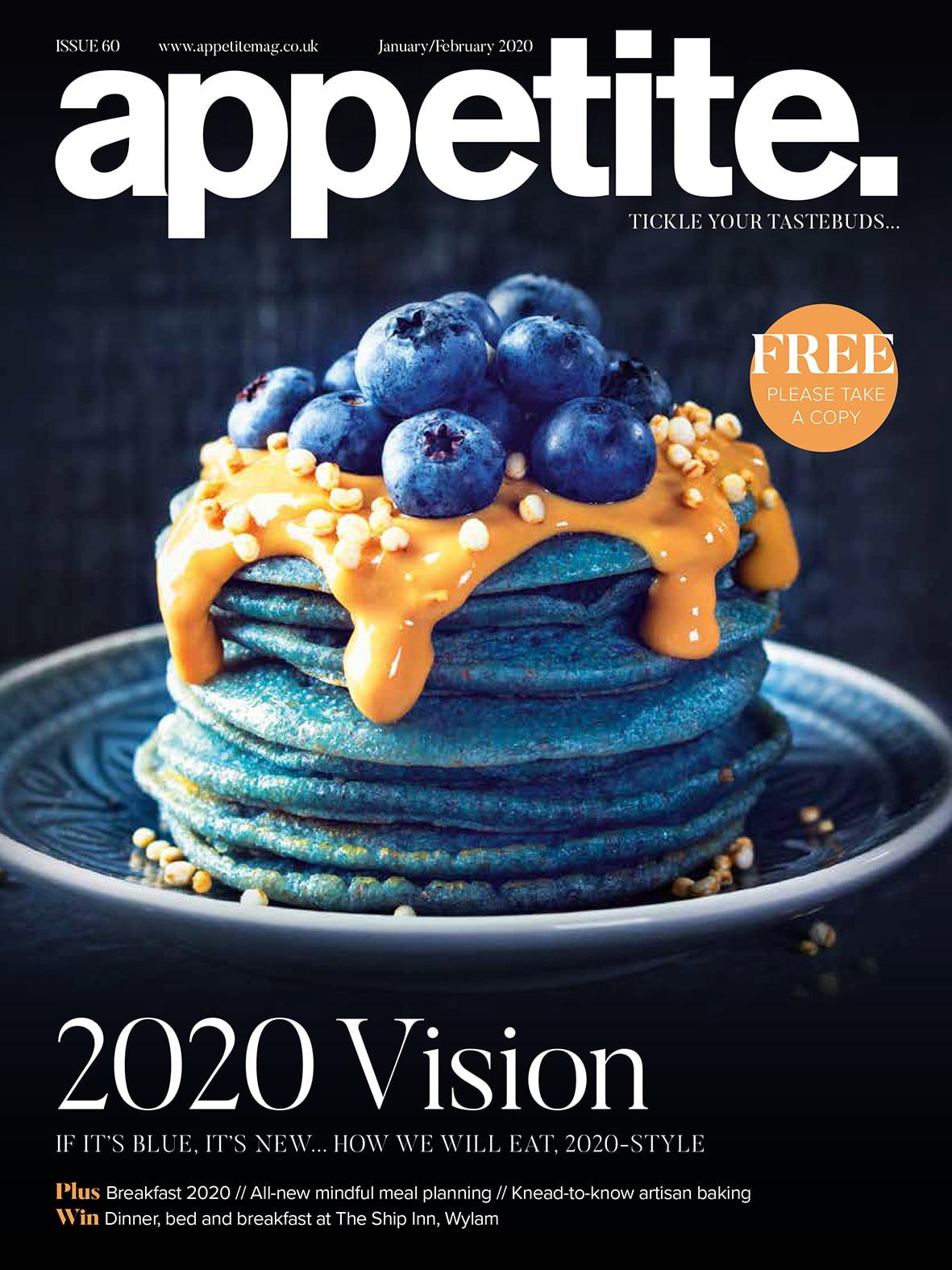 Appetite60 - January/February 2020