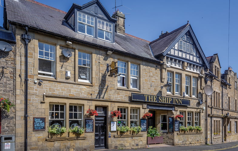 Win dinner, bed & breakfast for two at The Ship Inn, Wylam