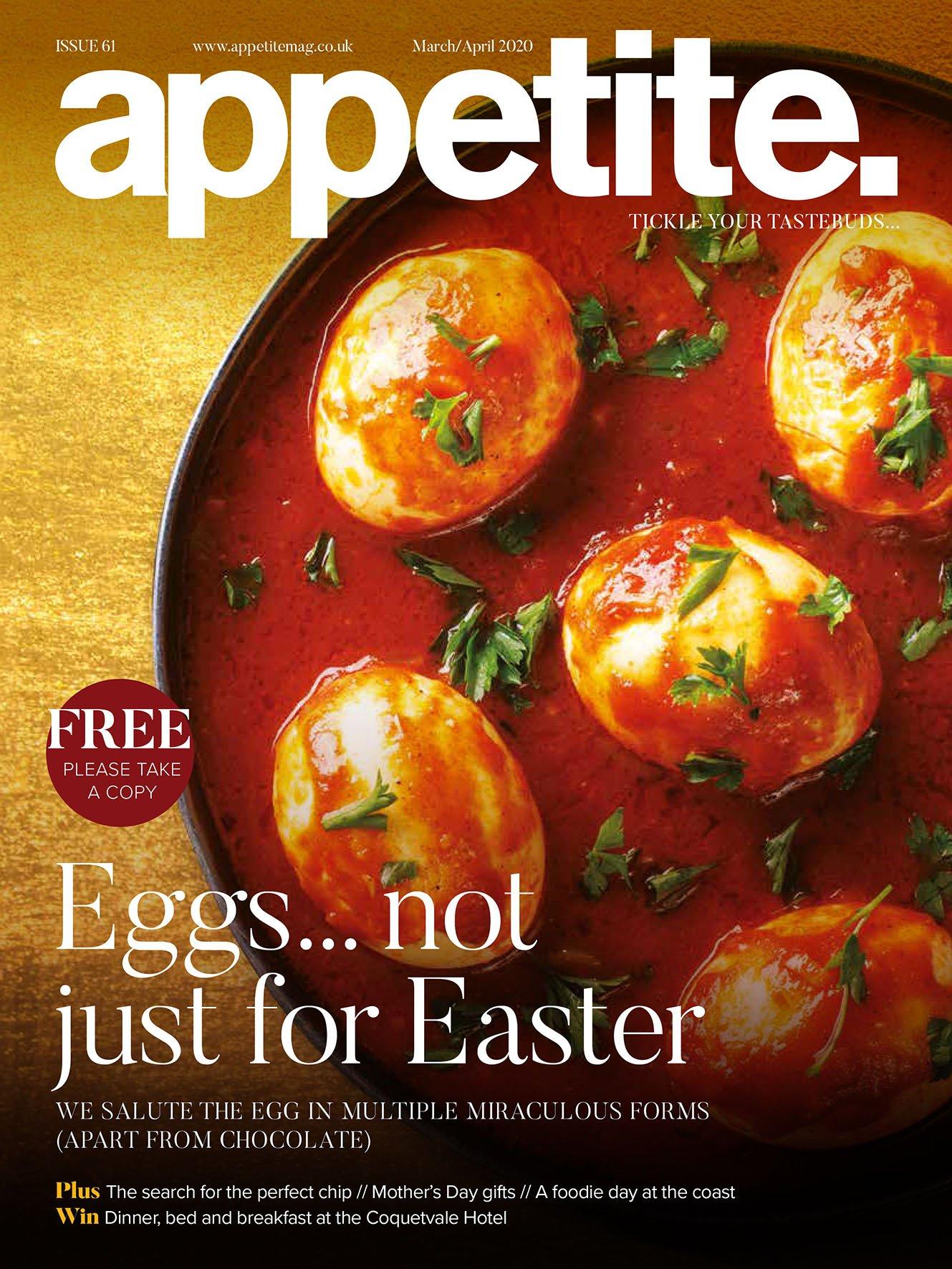 Appetite61 - March/April 2020