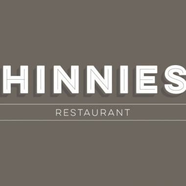 Two course lunch for £10 at Hinnies Restaurant