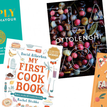 Books for cooks – September 2020