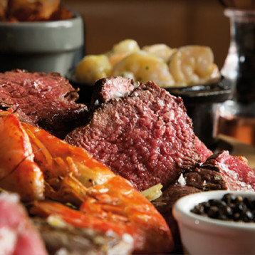 High steaks for Tomahawk