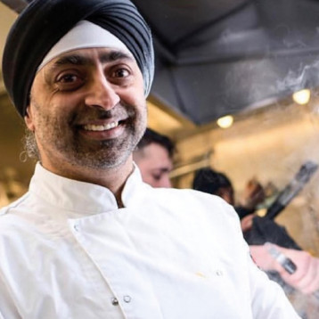 Live from the kitchen with Sachins' Bob Arora