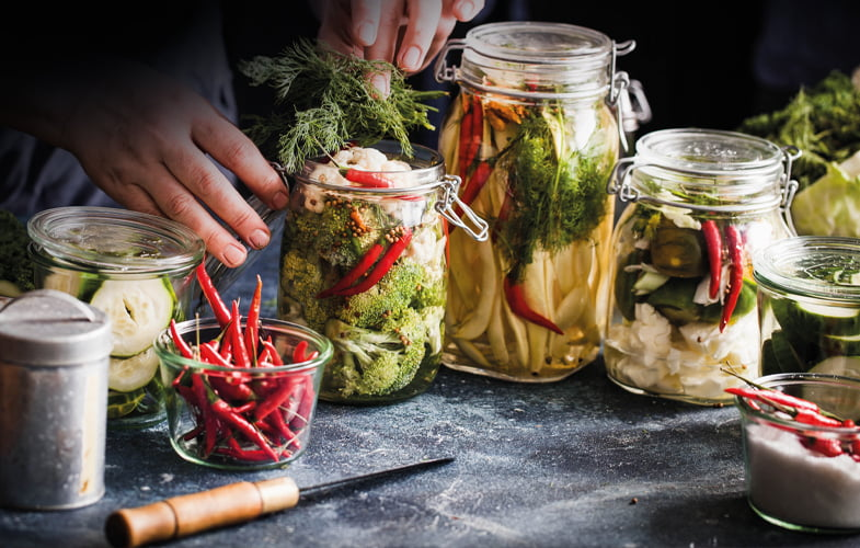 The quick pickler's guide
