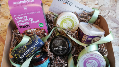 Cheese hampers for every taste at Grate, Jesmond