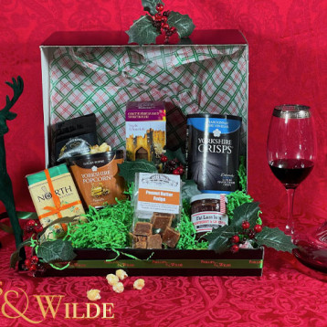 Win a luxury hamper from Phillips & Wilde