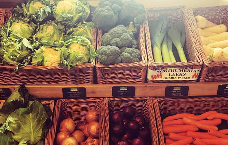 Pick of the best at Knitsley Farm Shop