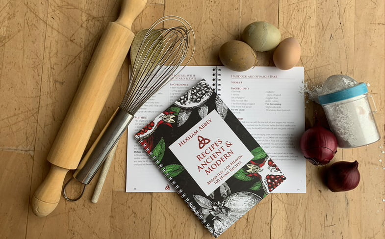 Bread (etc.) of Heaven: 100 Home Recipes from Hexham Abbey