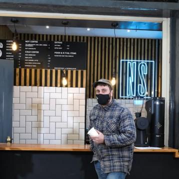 Northshore Coffee Co moves into Newcastle's Grainger Market