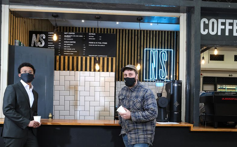 Northshore Coffee Co moves into Newcastle's Grainger Market