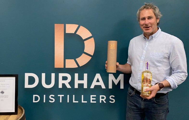 Durham Distillery wins gin awards