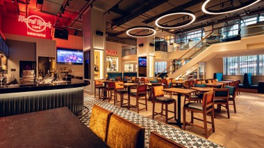Hard Rock Cafe Newcastle set to open this month