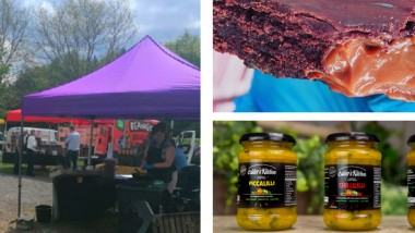 Brocksbushes launches monthly Friday Food Fair